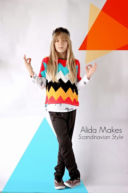 Holly Trousers by Alida Makes