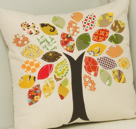 scrapbuster pillow