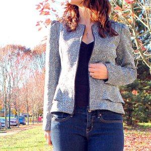 Cordova Jacket pattern