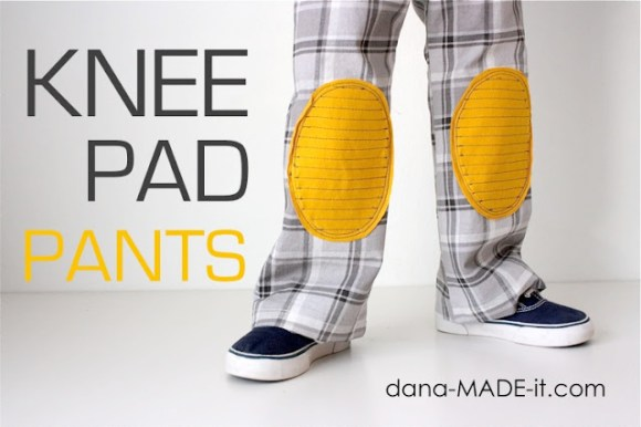 knee pad pants