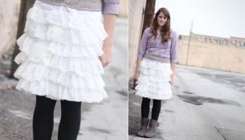 b6a1f08134 Mother-Daughter Reversible Paper Bag Skirt Tutorial - SEWTORIAL