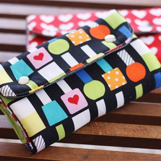 snappy manicure wallet by Noodlehead - Sewtorial