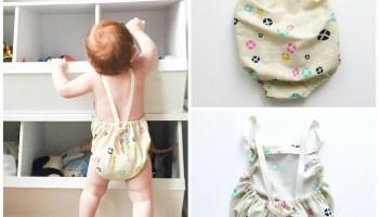455cd8c17fa Baby Sun Bonnet - SEWTORIAL