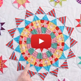 What is fussy cutting? In this video tutorial by The Fat Quarter Shop, learn how to fussy cut your fabrics to make beautiful quilt designs. -Sewrtorial
