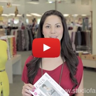 Learn how to choose fabrics for your projects in this video tutorial by Denise Wild for Fabricana. -Sewtorial