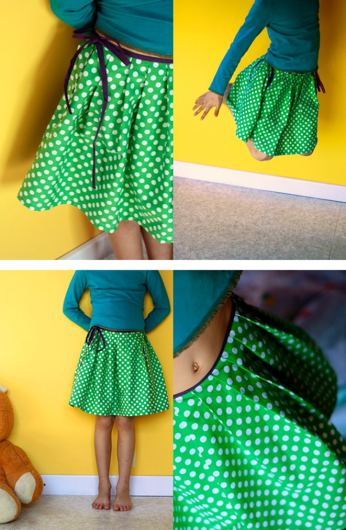 Stretch your drafting skills with this patternless pleated skirt pattern by Mme Zsazsa. Learn this basic drafting process step-by-step. -Sewtorial