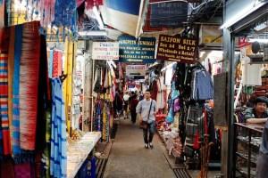 Chatuchak Weekend Market in Bangkok