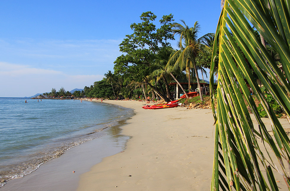 Kai Bae Beach on Koh Chang