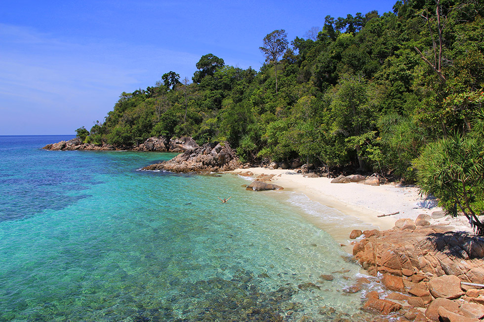 Secret Beach on Koh Lipe
