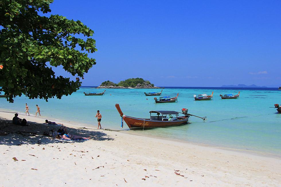 Sunrise Beach on Koh Lipe