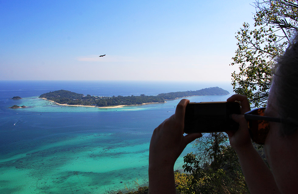 Best view of Koh Lipe: Koh Adang Viewpoint