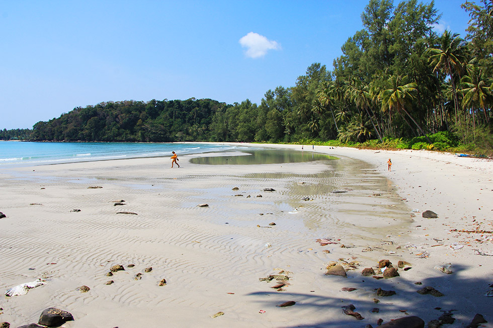 Ao Jark Beach in Koh Kood