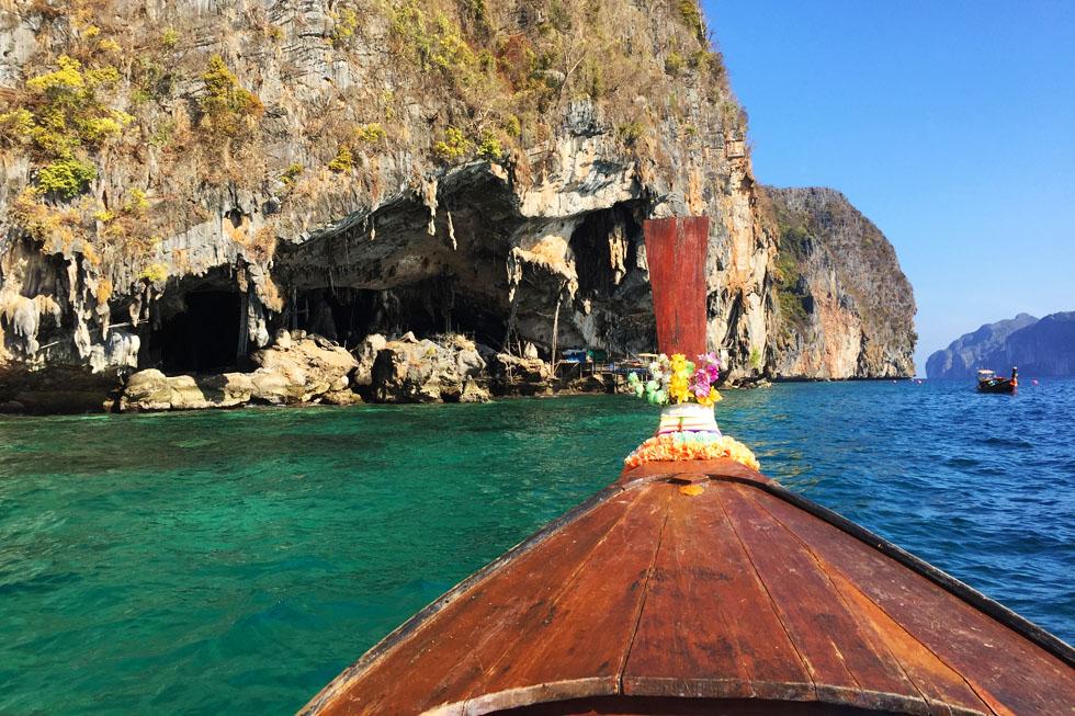 Viking Cave - Maya Bay - Koh Phi Phi