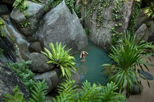 Tamarind Springs Spa in Koh Samui