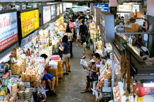 Warorot Market in Chiang Mai