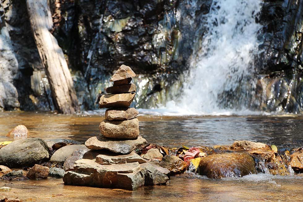 Mae Yen Waterfall in Pai