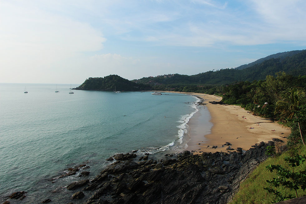 Katiang Bay in Koh Lanta
