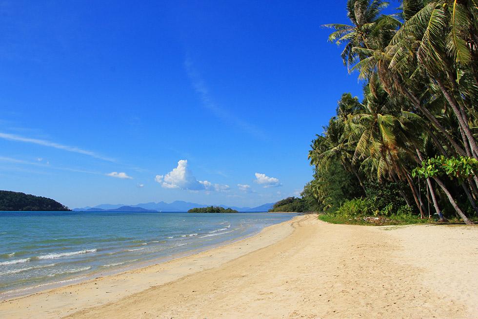 Deserted beaches... Koh Mak