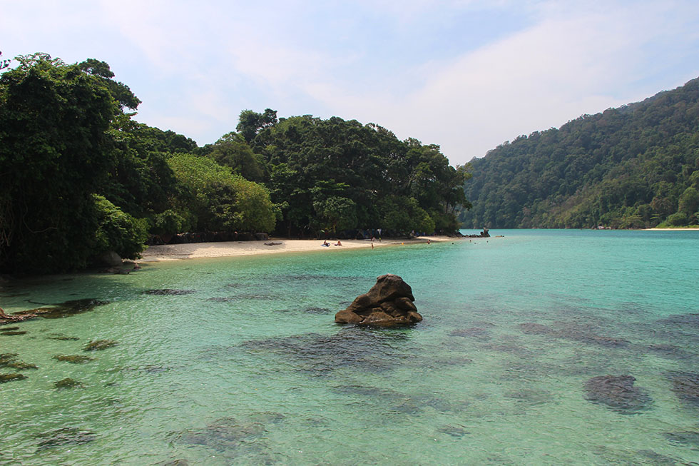 Ao Chang Khat Beach - Campground A