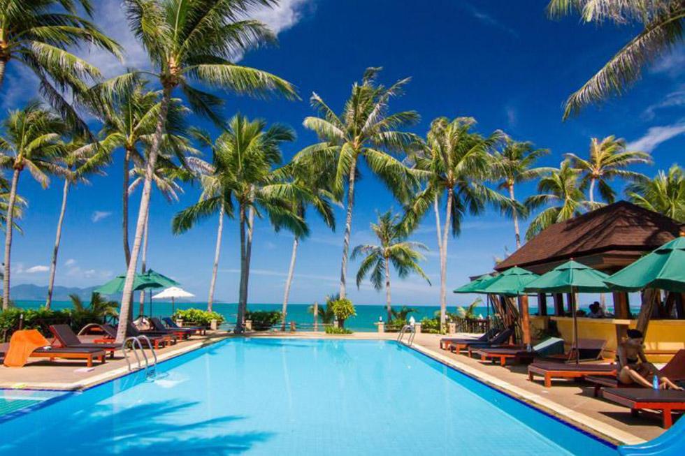 Cocopalm Resort, Koh Samui