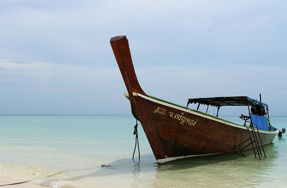 Longtailboat Koh Rok