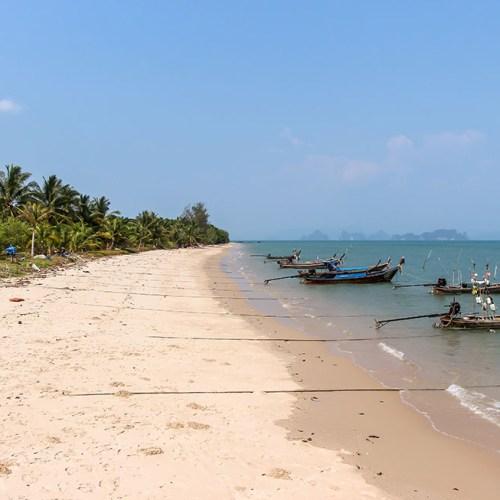 Koh Yao Yai fishing boats