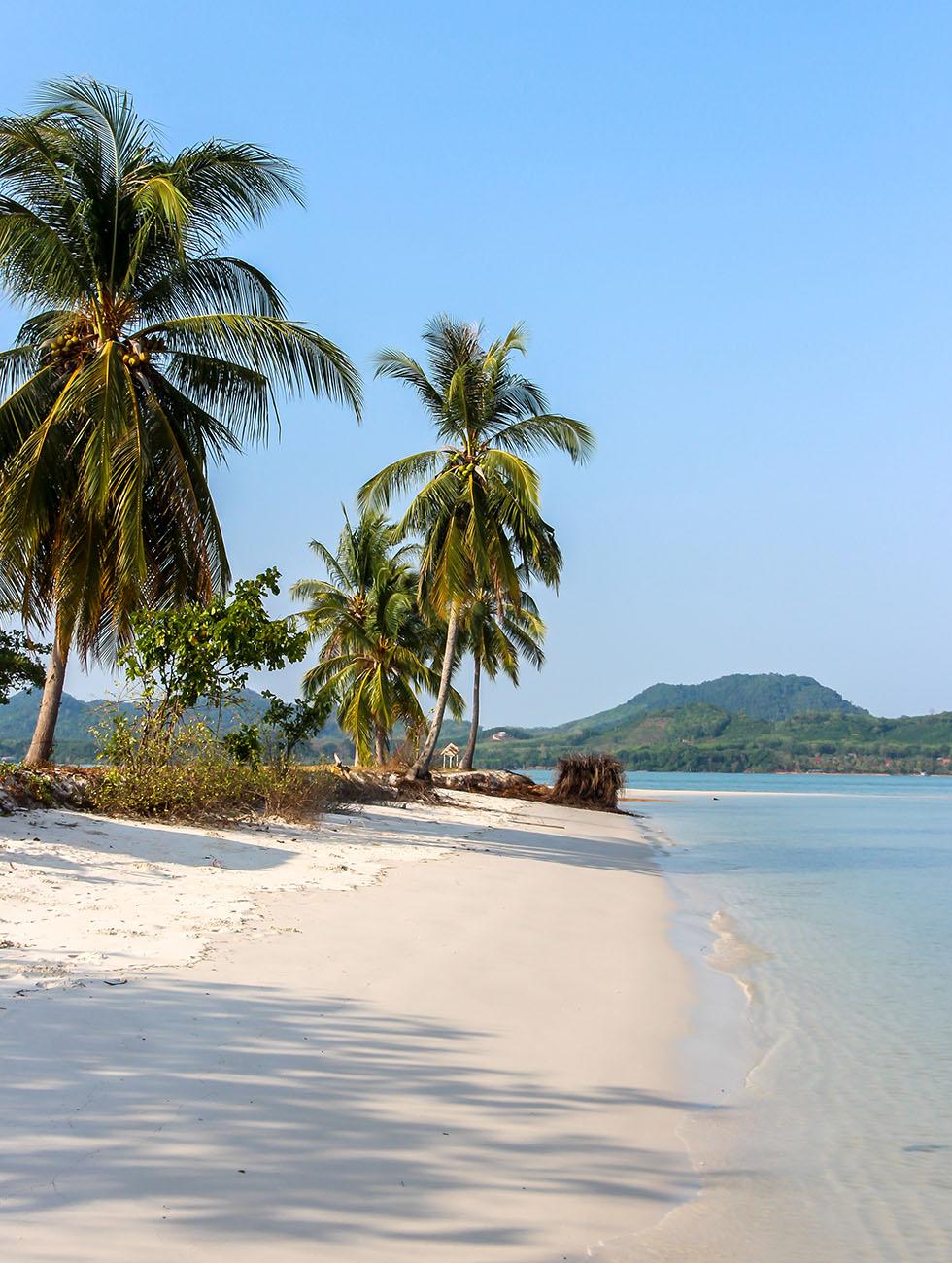 Hua Lam Beach in Koh Tao Yai