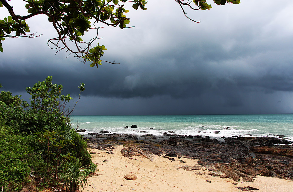 Rain is coming - Koh Lanta!