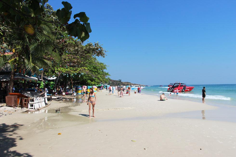 Wind Sand Beach os Sai Kaew