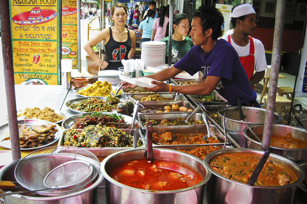 The best streetfood in the world - Thai food