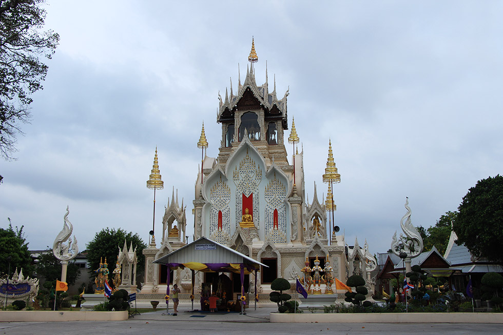 Wat Khoy in Phetchaburi