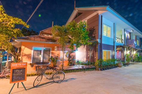 Baan Jaru, Chiang Rai
