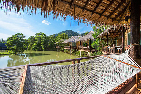 Ban Sainai Resort, Krabi