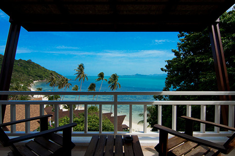 Cocohut Beach Resort, Koh Phangan