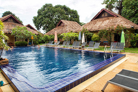 Garden Resort, Koh Chang