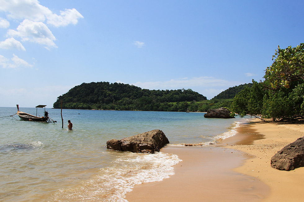 Koh Jum Beaches