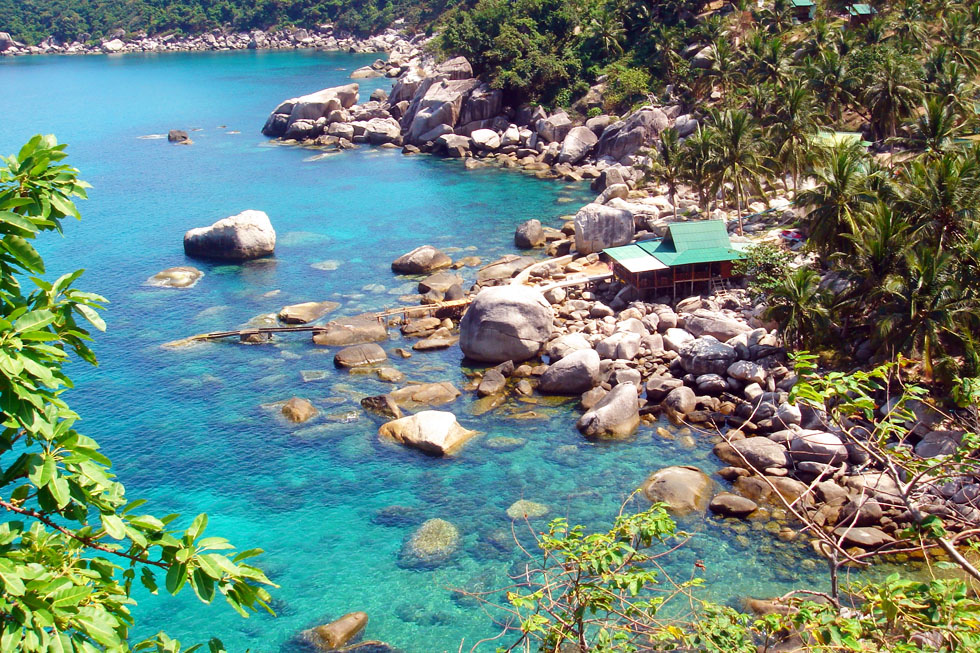 Mango Bay in Koh Tao