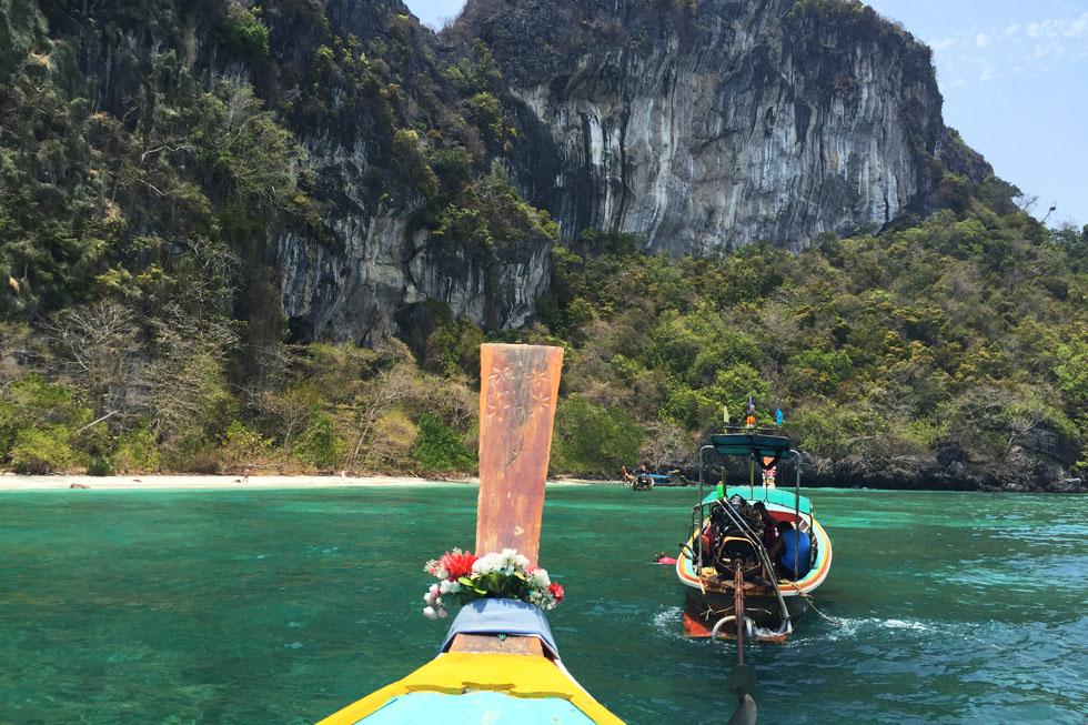 Mosquito Island near Koh Phi Phi