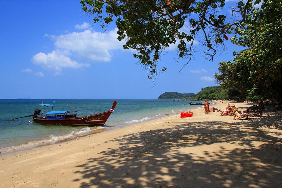Ao Ting Rai Beach Koh Jum