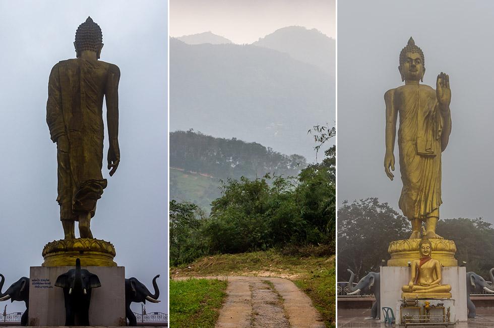 Phra Phuttha Teepangkorn on Koh-Samui