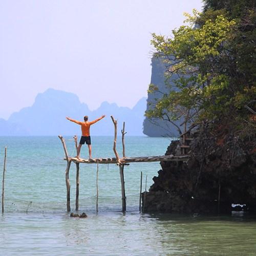 Ultimate freedom on Koh Yao Noi