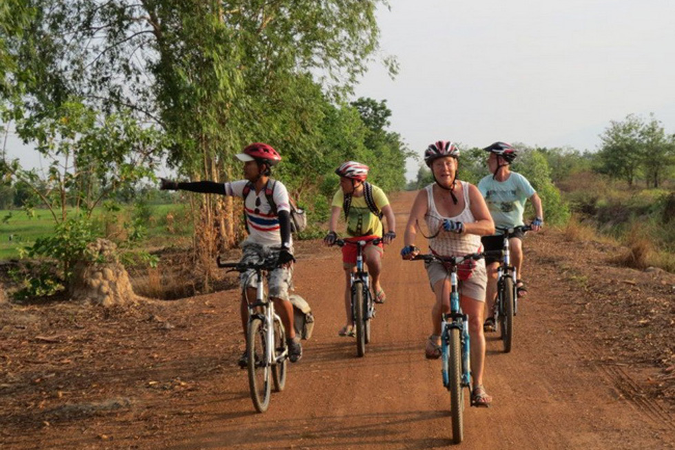 Sukhothai Bicycle Tour