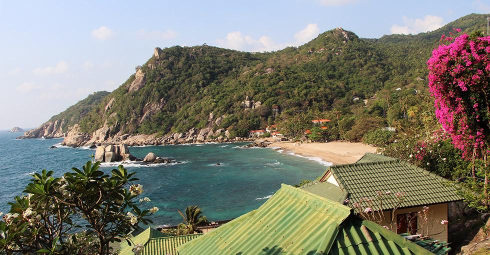 Tanote Bay in Koh Tao