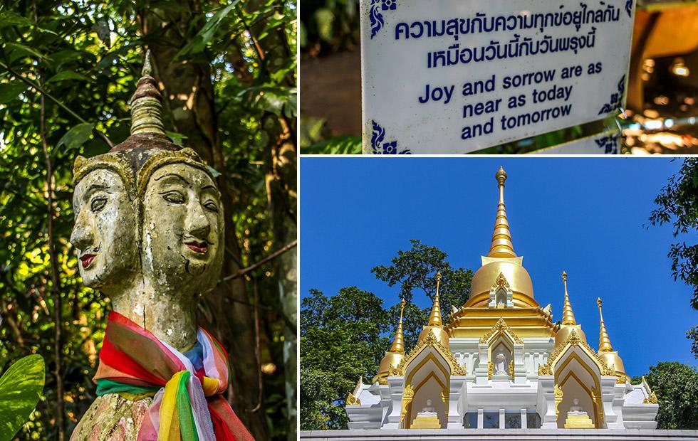 Hin Lat Temple and Waterfall on Koh Samui