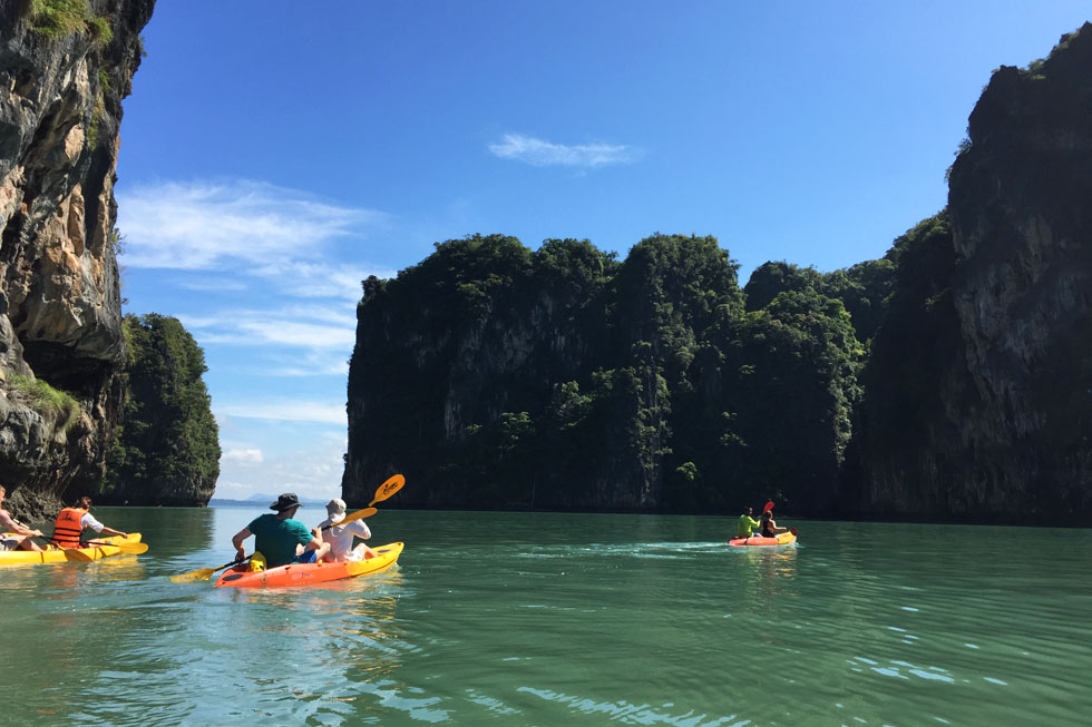 Talabeng Sea Kayaking