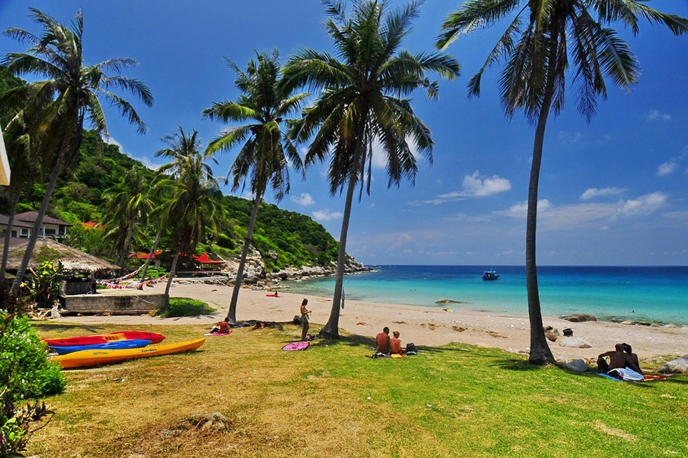 Aow Leuk Beach Koh Tao