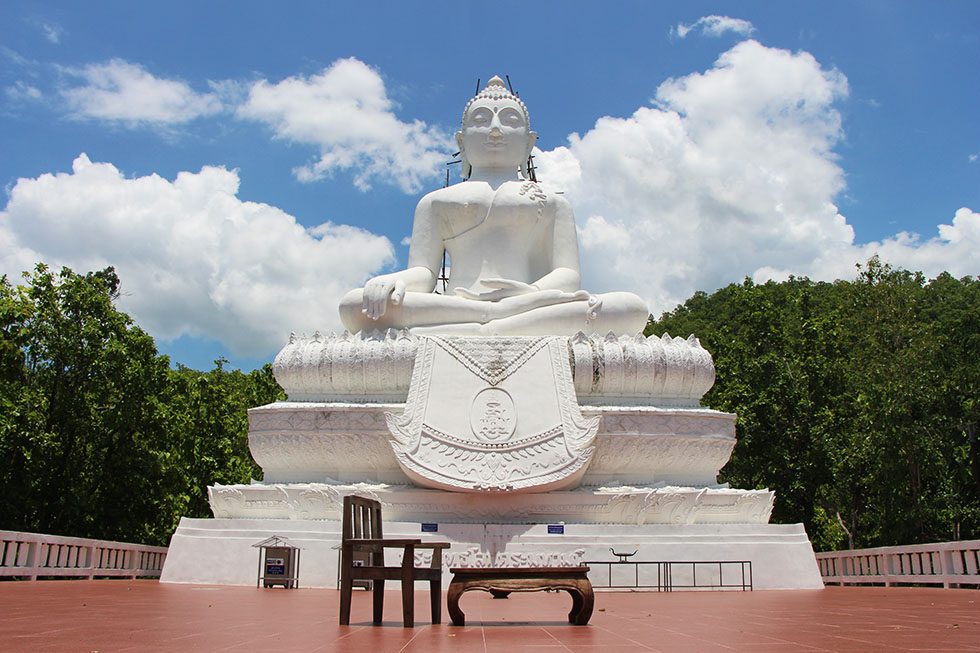 Mae Yen Temple in Pai