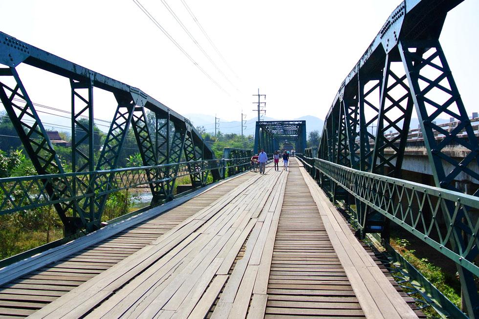 Ta-Pai Bridge in Pai