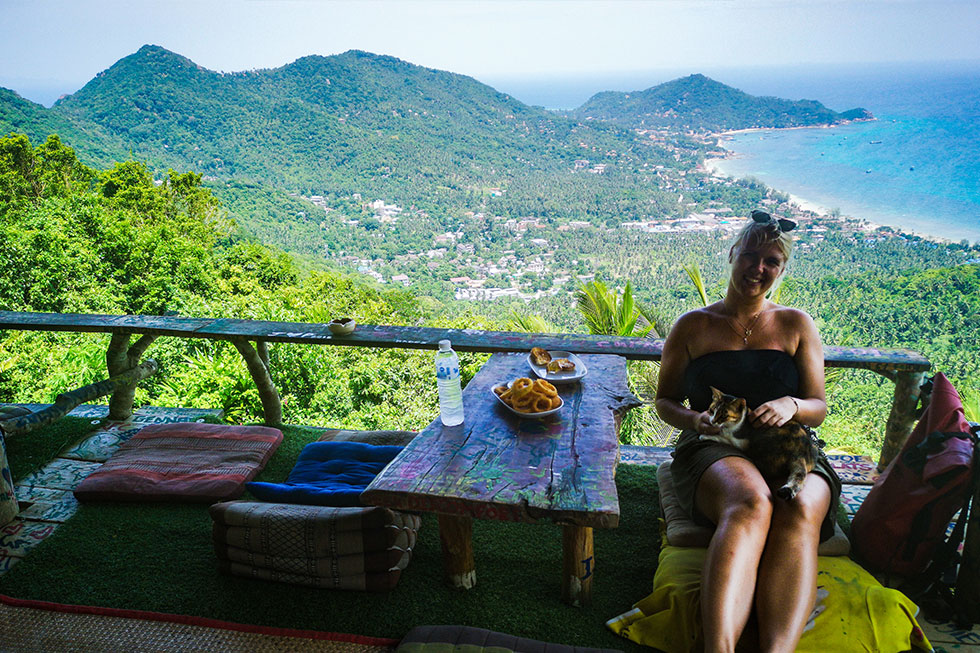 Mango Viewpoint Restaurant, Koh Tao