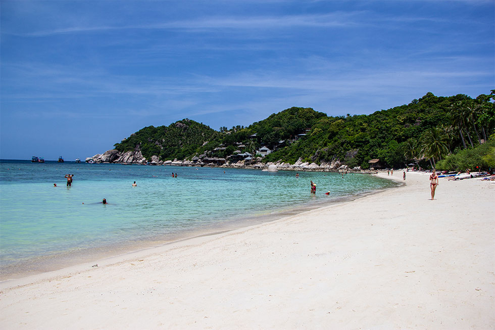 Sharkbay Beach, Koh Tao